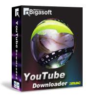 Bigasoft Video Downloader for Mac OS Coupon – 20%