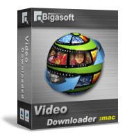 Bigasoft Video Downloader for Mac Coupon Code – 20%