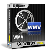 Bigasoft WMV Converter for Mac Coupon Code – 5%