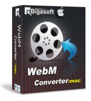15% Bigasoft WebM Converter for Mac Coupon Code
