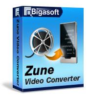 Bigasoft Zune Video Converter Coupon – 15%