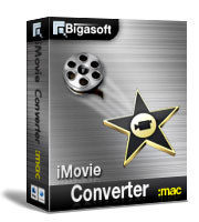 Bigasoft iMovie Converter for Mac Coupon Code – 20%
