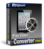 Bigasoft iPad Video Converter for Mac Coupon – 30%