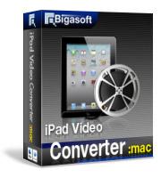 Bigasoft iPad Video Converter for Mac Coupon – 5%