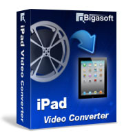 Bigasoft iPad Video Converter Coupon Code – 20% OFF