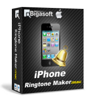 Bigasoft iPhone Ringtone Maker for Mac Coupon – 30%