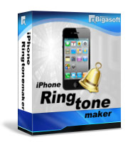 Bigasoft iPhone Ringtone Maker Coupon Code – 15%