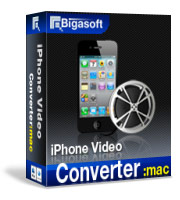 Bigasoft iPhone Video Converter for Mac Coupon – 20%