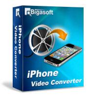 Bigasoft iPhone Video Converter Coupon Code – 30%
