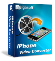 Bigasoft iPhone Video Converter Coupon Code – 10%