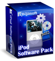 Bigasoft iPod Software Pack Coupon Code – 30% Off