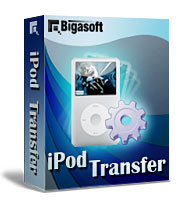Bigasoft iPod Transfer Coupon Code – 20% OFF