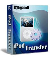 5% Bigasoft iPod Transfer Coupon