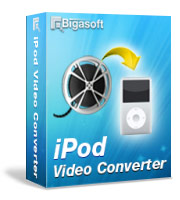 Bigasoft iPod Video Converter Coupon – 15% Off