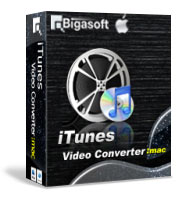 Bigasoft iTunes Video Converter for Mac Coupon – 30% OFF