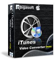 10% Bigasoft iTunes Video Converter for Mac Coupon