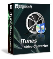 Bigasoft iTunes Video Converter Coupon – 10% OFF