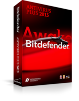 BitDefender Antivirus Plus 2013 1-PC 3 Years – 15% Off