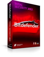 BitDefender Total Security 2013 5-PC 2 Years – 15% Sale