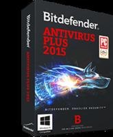 Bitdefender Antivirus Plus 2015 – 15% Sale