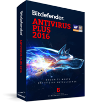 Exclusive Bitdefender Antivirus Plus 2016 (1 Year 3 Users) Coupon Code