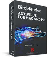 Bitdefender Bitdefender Antivirus for Mac and PC Coupon