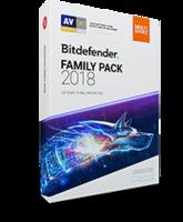 15% – Bitdefender Family Pack 2018