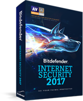 Bitdefender Internet Security 2017 Coupon 15%