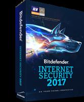 Bitdefender Internet Security 2017 Coupon 15%