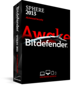 Bitdefender Sphere 2013 2-Years 3-Users Coupon
