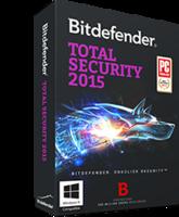 Instant 15% Bitdefender Total Security 2015 Coupon