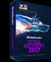 Bitdefender Total Security 2017 – 15% Sale