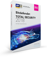 Bitdefender Total Security 2018 Coupon