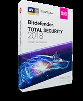 Bitdefender Total Security 2018 Coupon