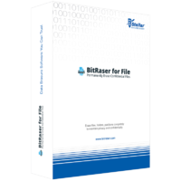 Bitraser for File Coupons