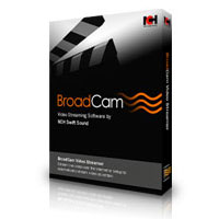 BroadCam Streaming Video Server Coupon Code – 30% Off