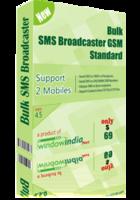 Bulk SMS Broadcaster GSM Standard Coupon Code 15% OFF