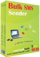 Bulk SMS Sender (4 phone Support) Coupon