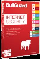 Exclusive BullGuard 2015 Internet Security 1-Year 3-PCs Coupons