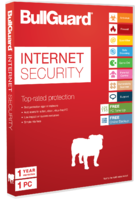 IT To Go Pte Ltd BullGuard 2018 Internet Security 1-Year 3-PCs Coupon