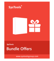 SysTools Bundle Offer – SysTools Split PST + Outlook Recovery + PST Password Remover Coupon