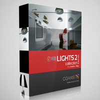 CGAxis Models Volume 16 Lights VRay Coupons