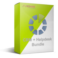 15% off – CRM + Helpdesk bundle