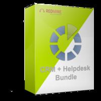 15% off – CRM + Helpdesk bundle