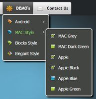 15 Percent – CSS3 Menu for Win – CSS3Menu.com : Pure CSS3 Drop Down Menu!