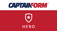 Secret CaptainForm – Hero Coupon