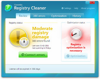 Carambis Registry Cleaner Coupon