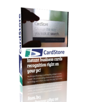 CardStore Pro Business Card Reader – 15% Discount