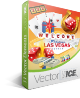 VectorVice.com Casino Gambling Vector Pack – VectorVice Coupons