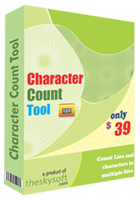 Character Count Tool Coupon Code